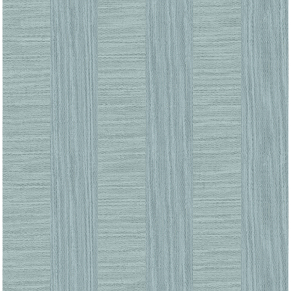 Picture of Intrepid Blue Textured Stripe Wallpaper