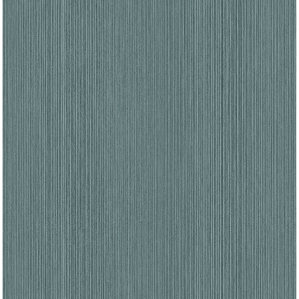 Picture of Crewe Teal Vertical Woodgrain Wallpaper