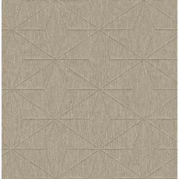 Picture of Bernice Gold Diamond Geometric Wallpaper