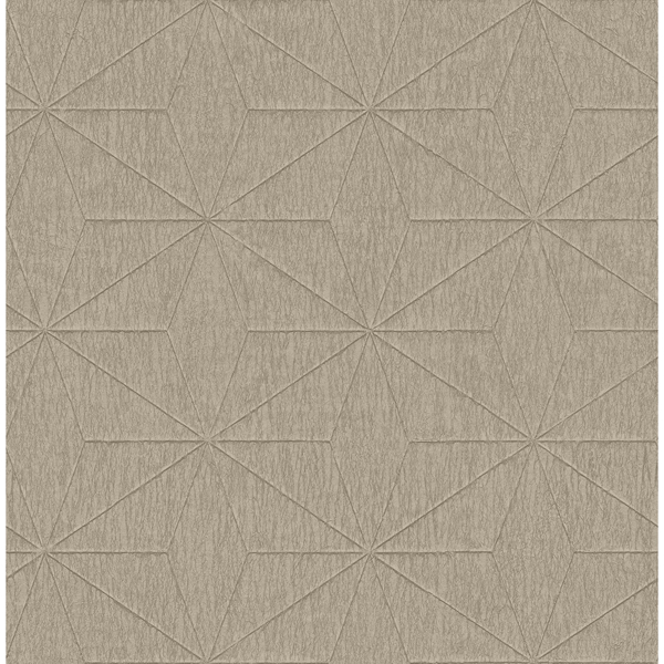 Picture of Bernice Gold Diamond Geometric Wallpaper