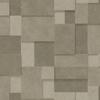 Picture of Duchamp Gold Patchwork Metallic Wallpaper