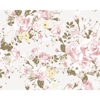 Picture of Vintage Rose Pattern Wall Mural