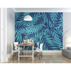 Picture of Foliage of Exotic Trees Wall Mural