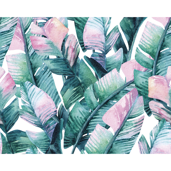 Picture of Banana Leaf Wall Mural