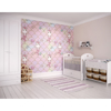 Picture of Unicorn Mermaid Wall Mural