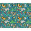 Picture of Jungle Animals Wall Mural