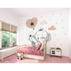 Picture of Balloon Cartoon Elephant Wall Mural