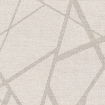 Picture of Avatar White Abstract Geometric Wallpaper