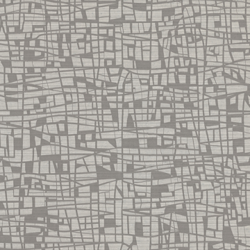 Picture of Tiffany Grey Abstract Geometric Wallpaper