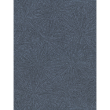 Picture of Majestic Denim Starburst Wallpaper