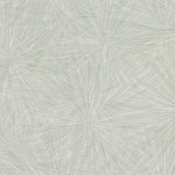 Picture of Majestic Light Green Starburst Wallpaper