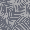 Picture of Lanai Pewter Fronds Wallpaper