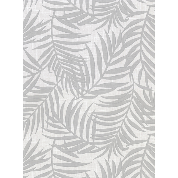 Picture of Lanai Dove Fronds Wallpaper