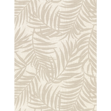 Picture of Lanai Mint Fronds Wallpaper