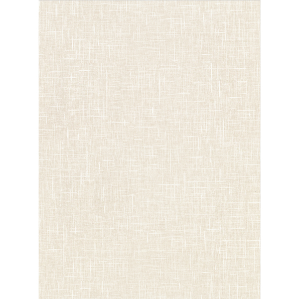 Picture of Linville Beige Faux Linen Wallpaper