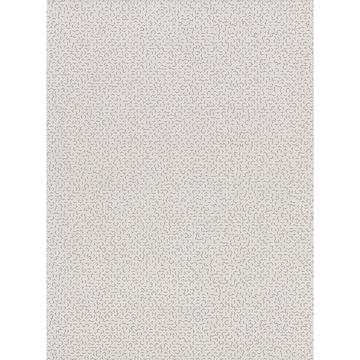 Picture of Acute White Geometric Wallpaper