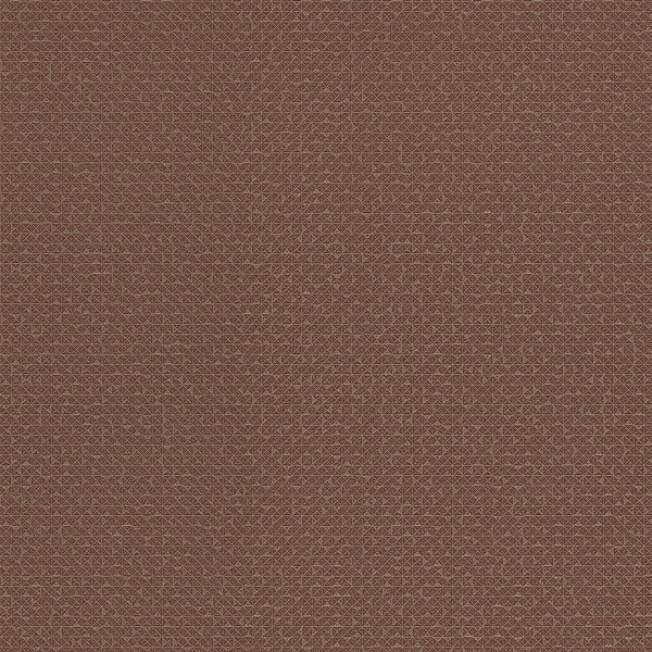 Picture of Acute Maroon Geometric Wallpaper