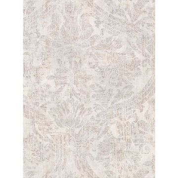 Picture of Abigail Cream Damask Wallpaper