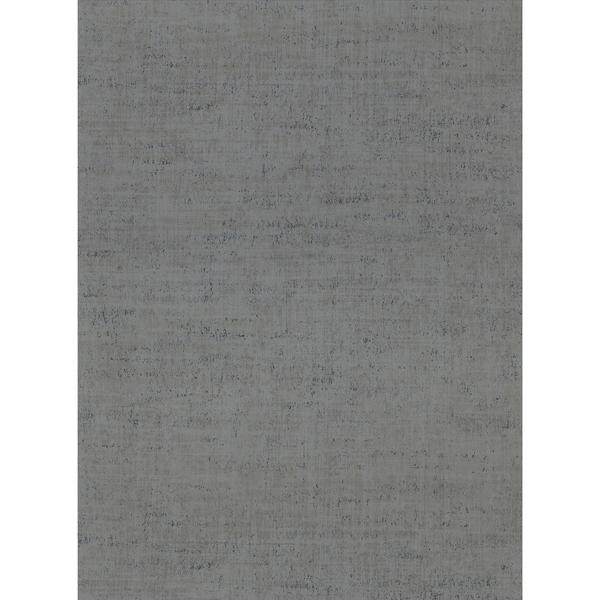 Picture of Kahn Dark Grey Texture Wallpaper