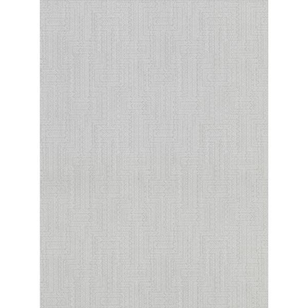 Picture of Greek Light Grey Key Wallpaper