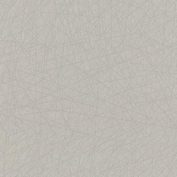 Picture of Allover Stix Silver Geometric Wallpaper