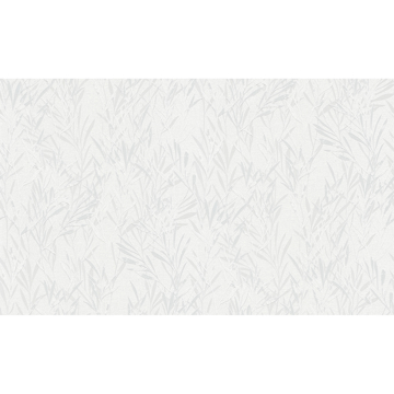 Picture of Bondi Light Grey Botanical Wallpaper