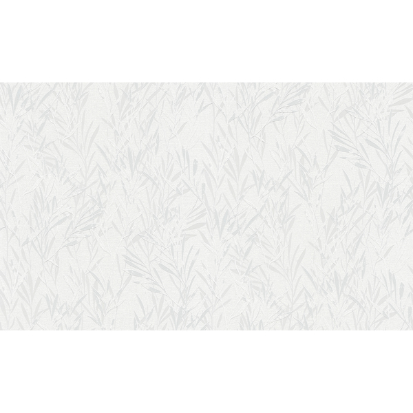 Picture of Bondi Light Grey Botanical Wallpaper