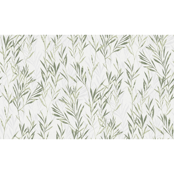 Picture of Bondi Green Botanical Wallpaper
