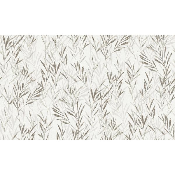 Picture of Bondi Taupe Botanical Wallpaper