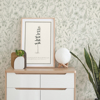 Picture of Nami Olive Floral Wallpaper