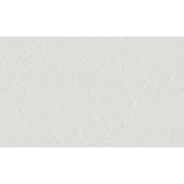 Picture of Nami Light Grey Floral Wallpaper