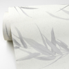 Picture of Hali Light Grey Fronds Wallpaper