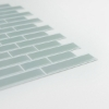 Picture of Sea Glass Peel and Stick Backsplash