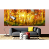Picture of Sunny Forest Wall Mural