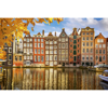 Picture of Houses in Amsterdam Wall Mural