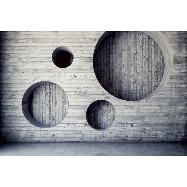 Picture of Geometric Background Wall Mural
