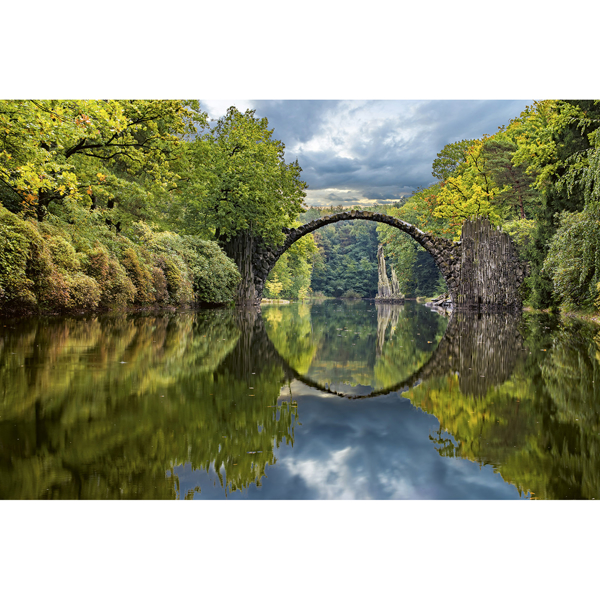 Picture of Arch Bridge Wall Mural