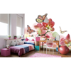 Picture of Orchids and Butterfly Wall Mural