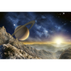 Picture of Spacescape Wall Mural