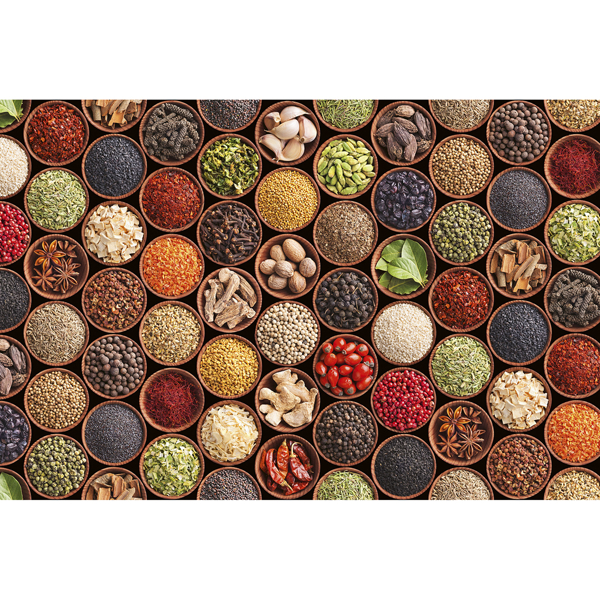 Picture of Spice Bowls Wall Mural