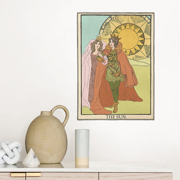 Picture of Tarot Card Wall Art Kit
