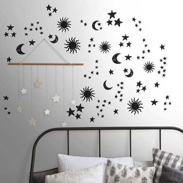 Dwpk3757 See The Stars Wall Art Kit By Wallpops