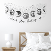 Picture of Never Stop Looking Up Wall Quote Decals