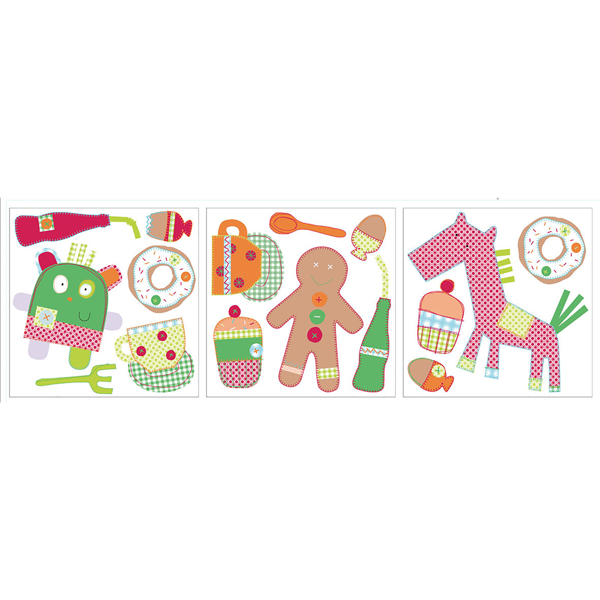 Picture of Gingerbread Wall Stickers