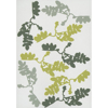 Picture of Leaf Branch Silhouette Wall Stickers