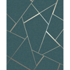 Picture of Quartz Turquoise Fractal Wallpaper
