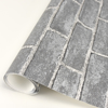 Picture of Scott Living District Brick Grey Self-Adhesive Wallpaper