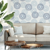 Picture of Scott Living B-Spoke Self-Adhesive Wallpaper