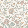 Pastel Southern Trail Peel and Stick Wallpaper