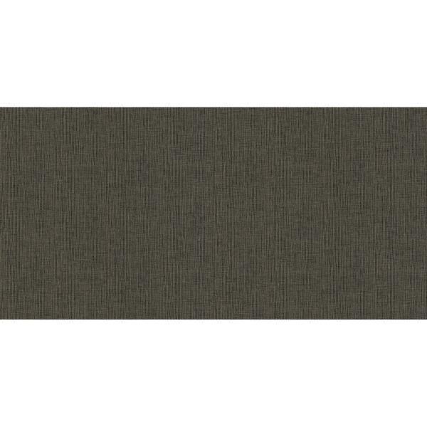 Picture of Seaton Black Linen Texture Wallpaper